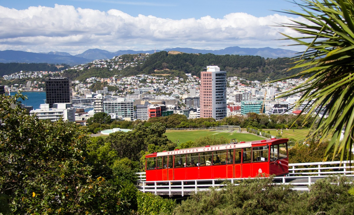 Wellington cable car classic