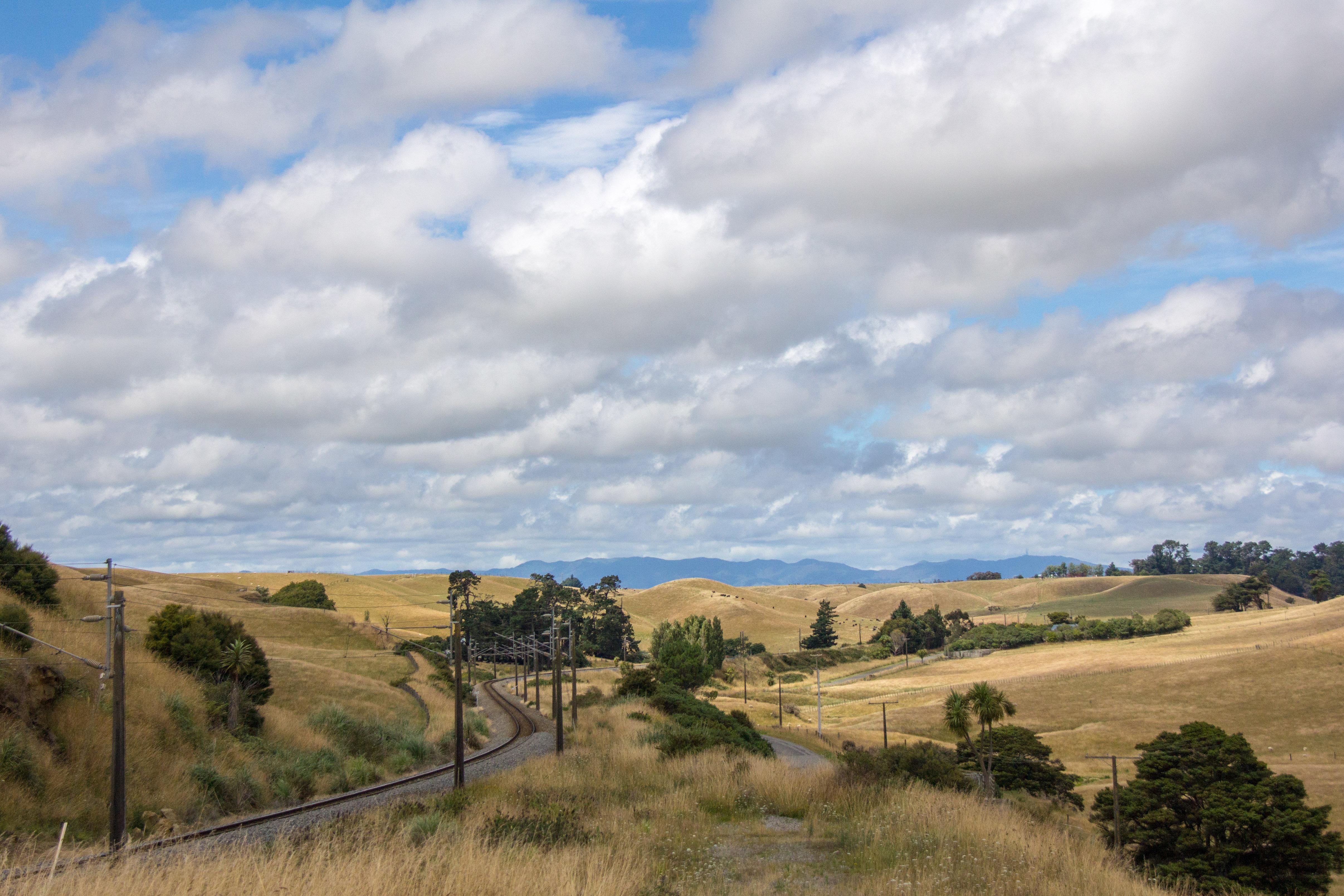 Manawatu Rail line