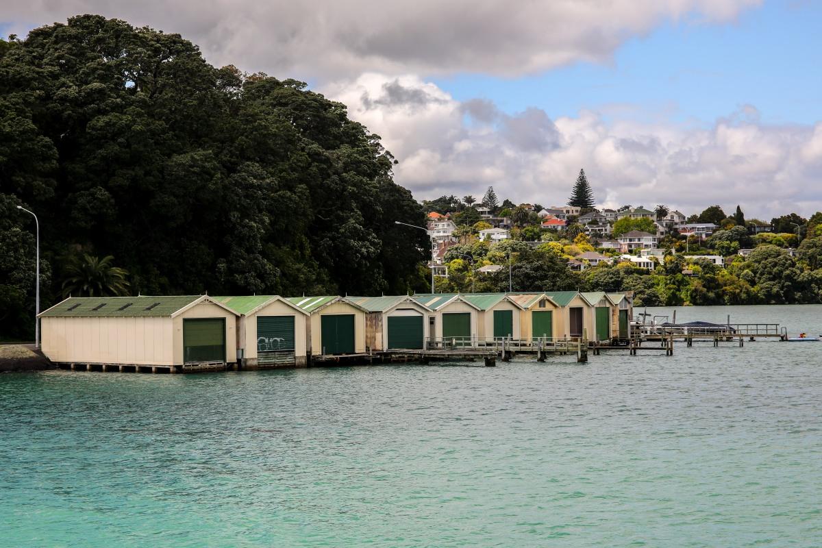 boat-sheds