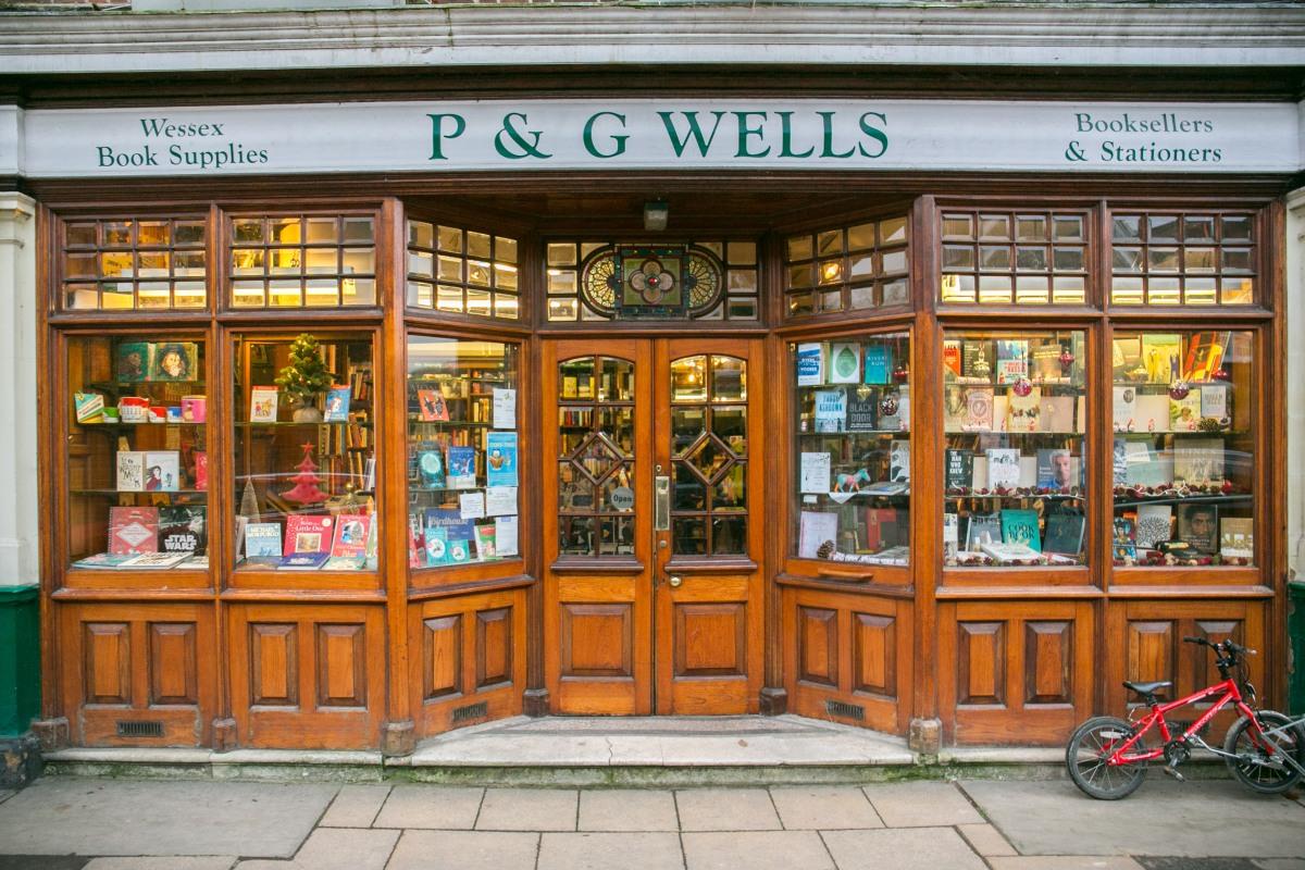book-shop