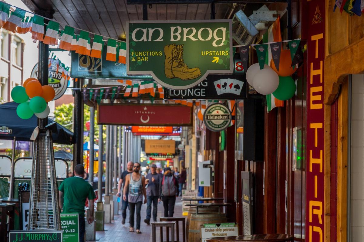 Cuba Irish