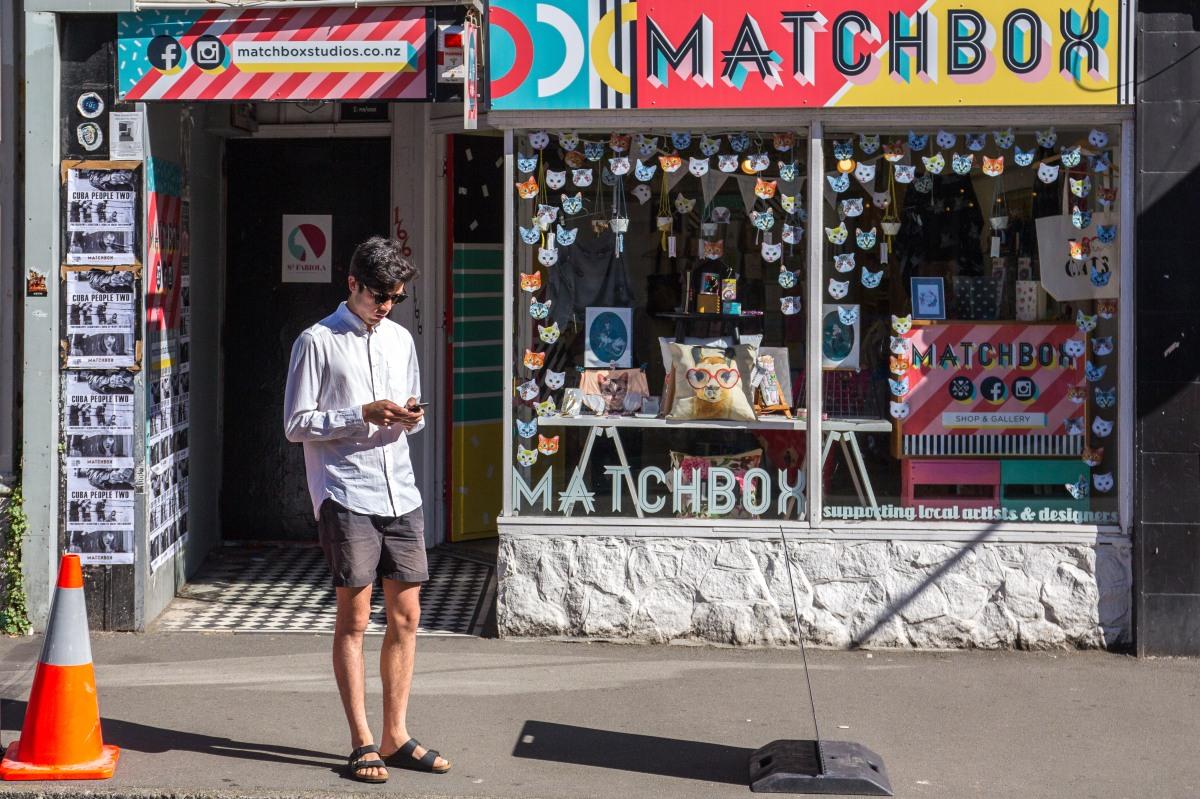 Cuba matchbox