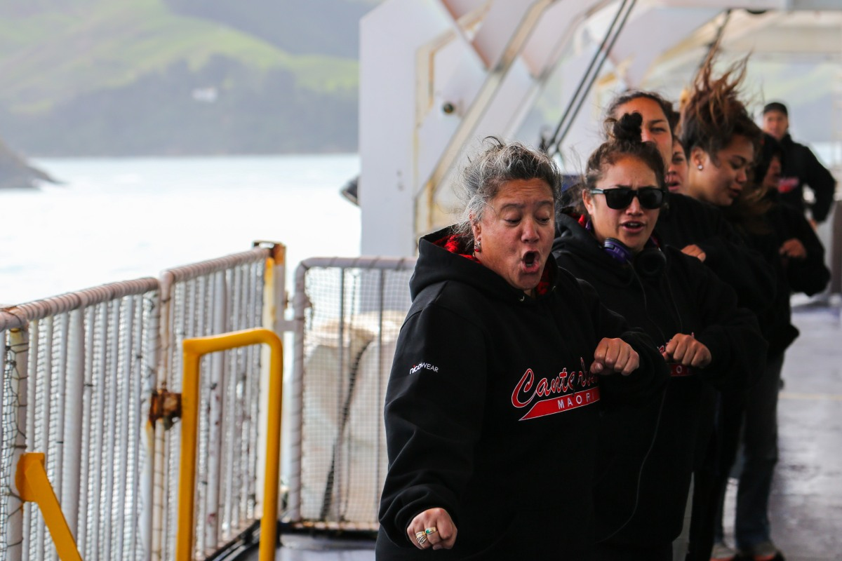 Canterbury Maori Haka