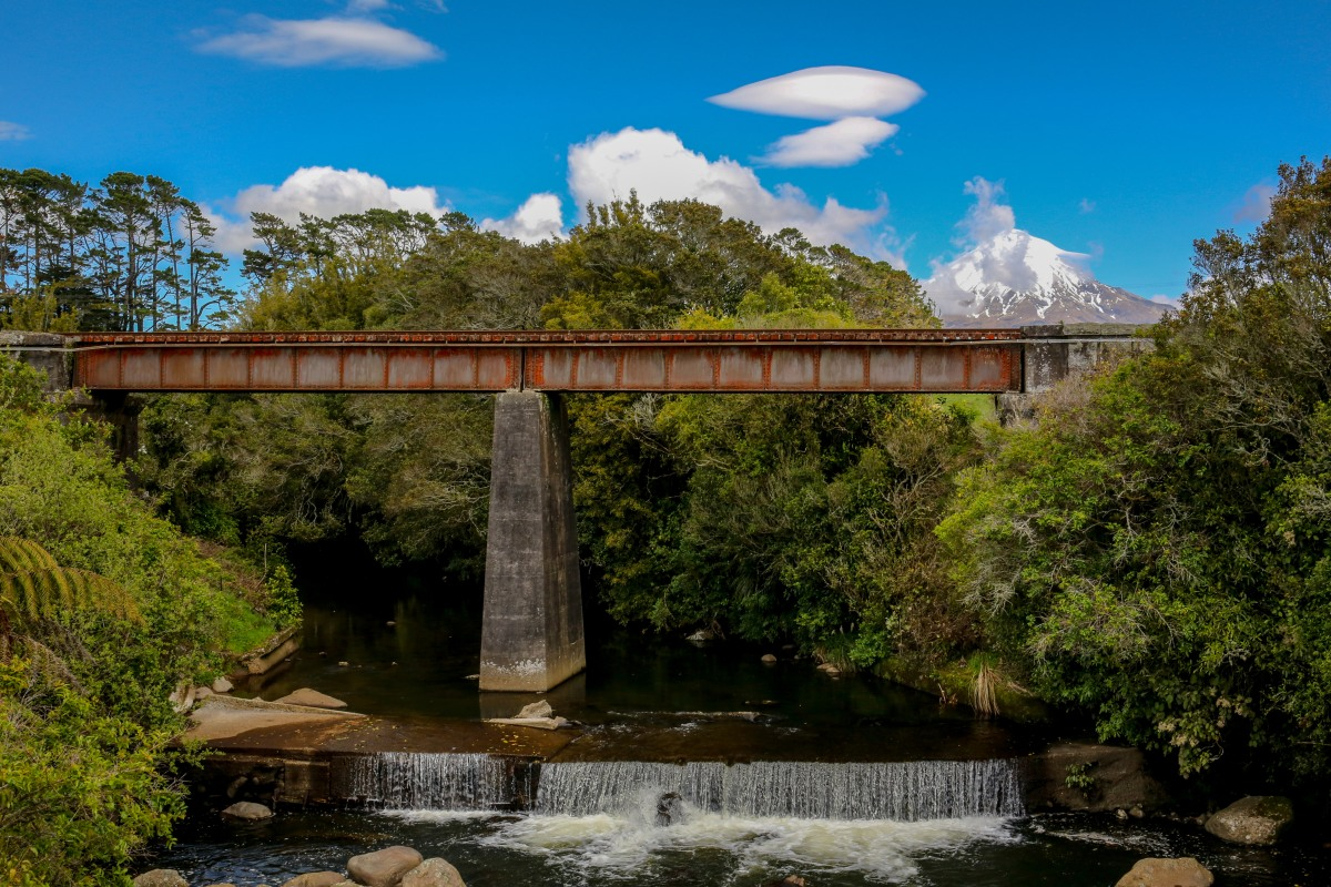 Mt Naki Rail Bridge