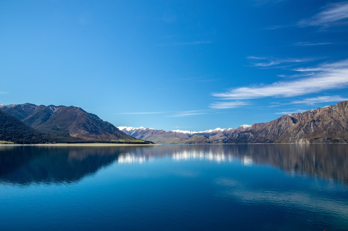 Hawea Reflection