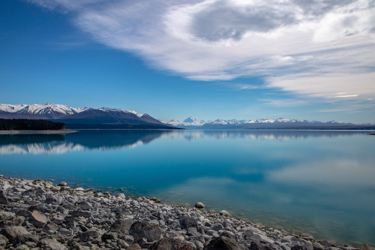 Pukaki Blues