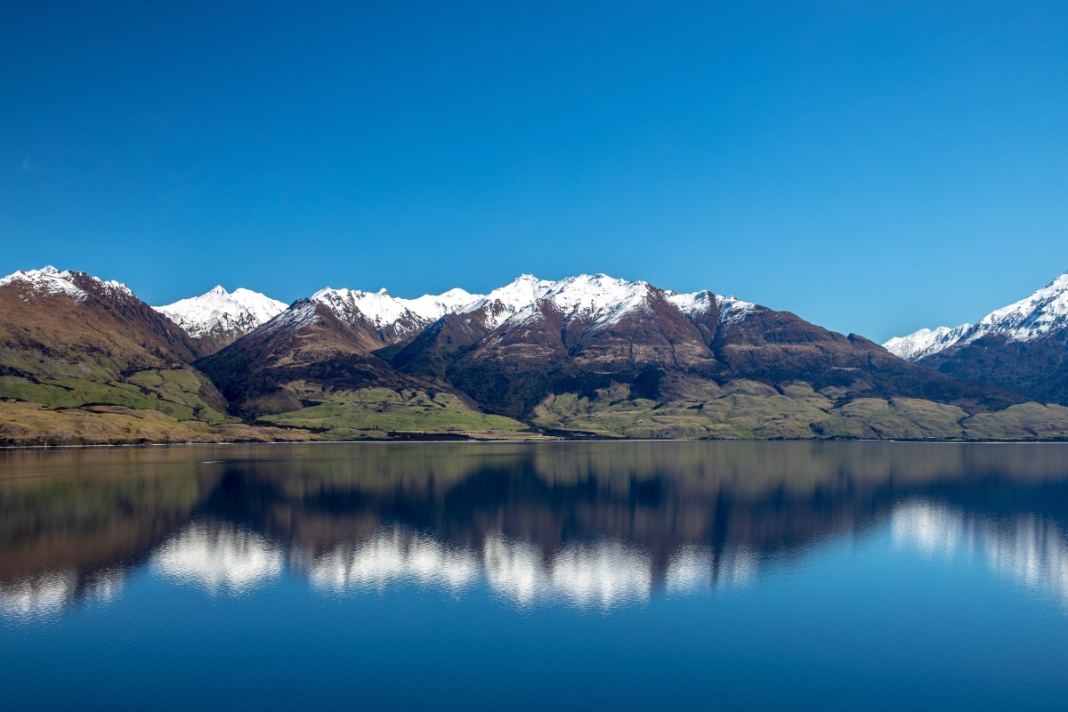 Wanaka Reflection